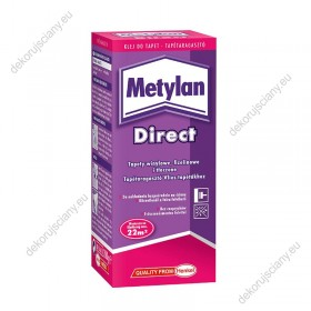 Klej do tapet Metylan Direct firmy Henkel  do tapet fizelinowych